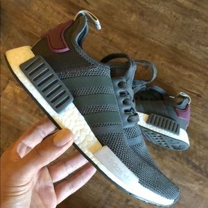 Womans Adidas NMD | sz 6 | C: Olive Green